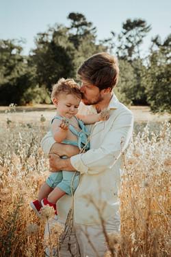 Sesión de fotos profesional familia en Madrid