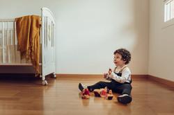 Sesión de fotos bebé en Madrid