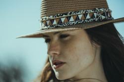 Retrato modelo book Madrid