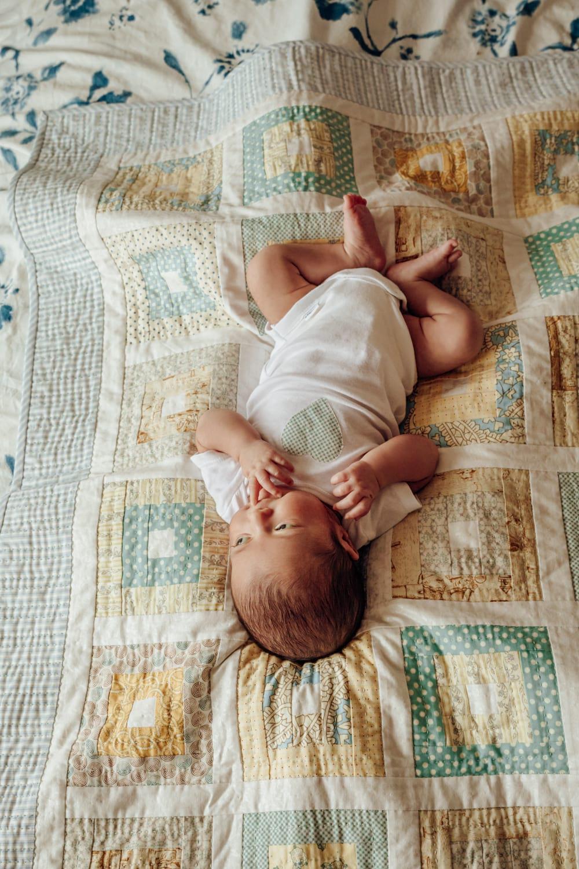 Sesión recién nacido mellizos Madrid