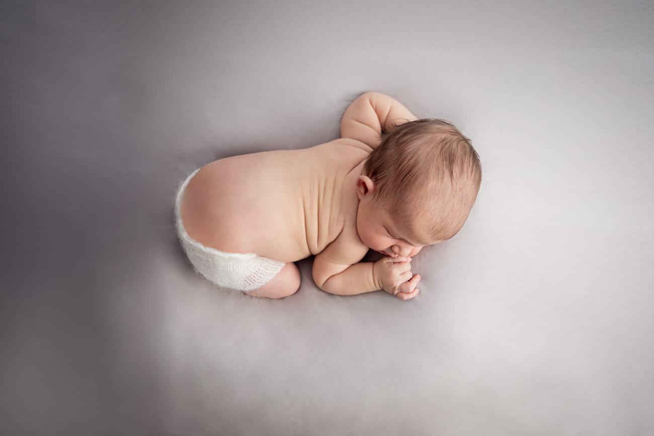 Fotos recién nacido a domicilio