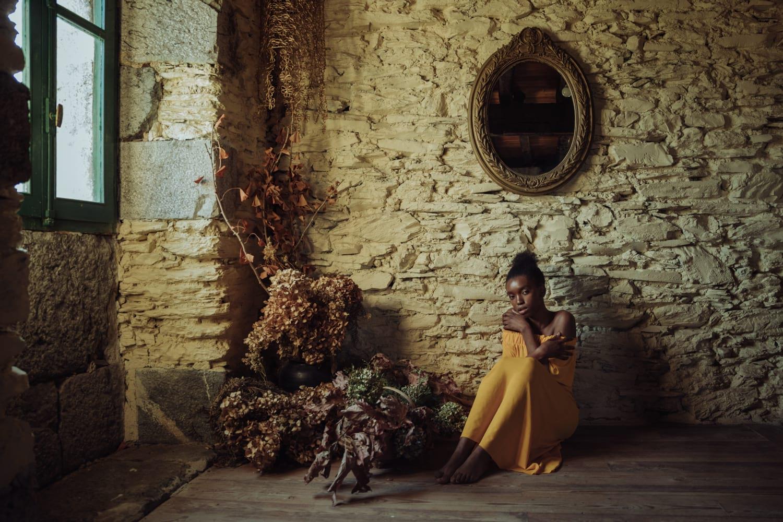 Retrato artístico mujer Madrid