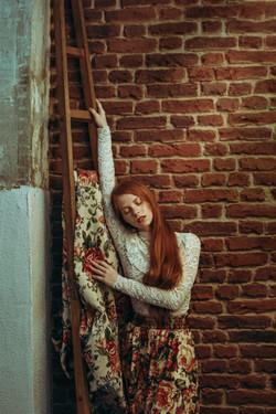 Book artístico bailarina en Madrid