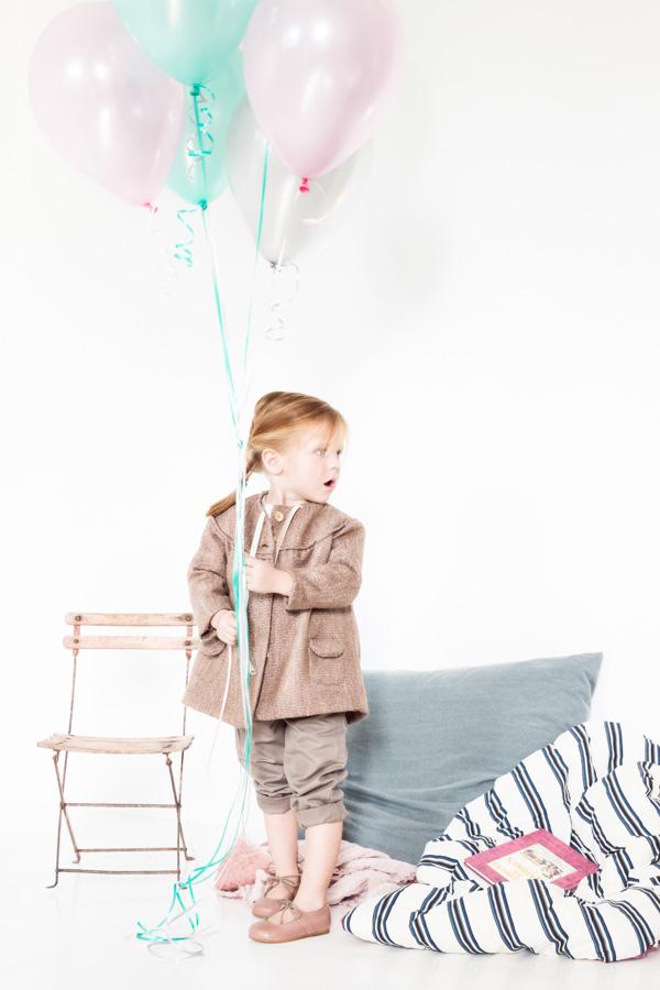 Fotografía moda infantil en Madrid