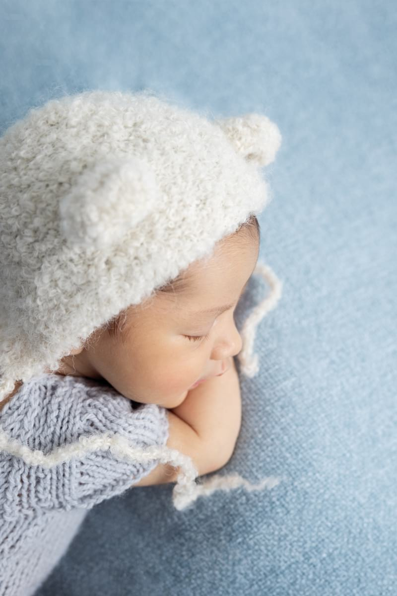 Sesión fotográfica newborn Madrid