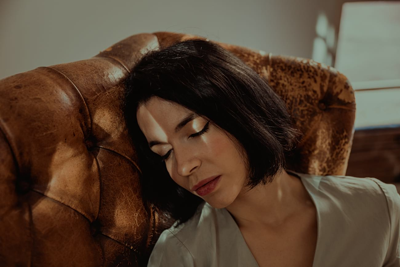 Retrato artístico mujer Madri