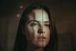 Sesión retrato actriz Madrid