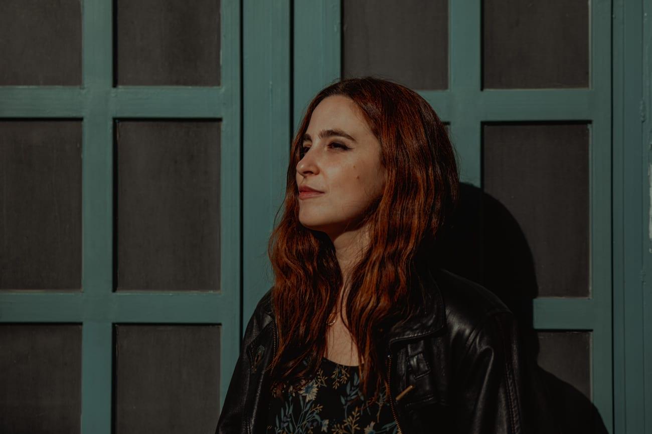 Fotografía retrato artístico mujer en Madrid