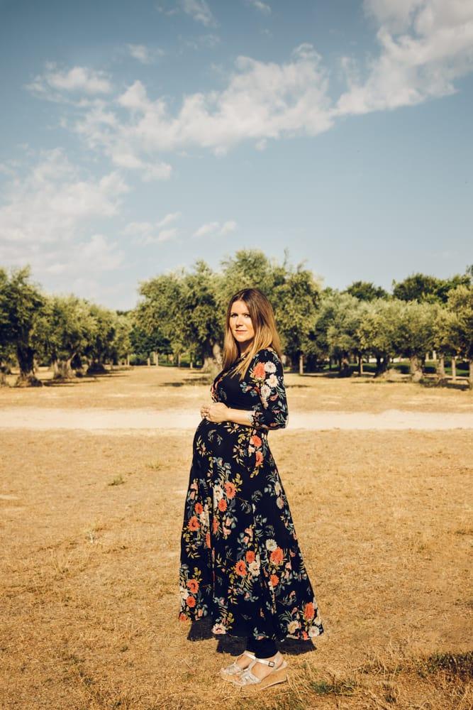 Sesión embarazo premamá en Madrid