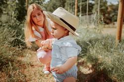 Sesión de fotos de familia en Madrid