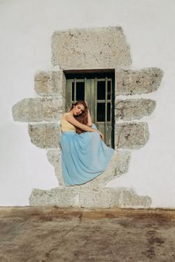 Sesión de fotos modelo Madrid