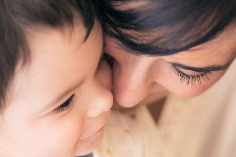 Sesión de fotos madre e hija Madrid