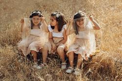 Sesión de fotos hermanas en Madrid