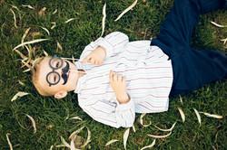 Fotografía infantil, bebé, familia