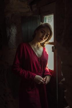 Sesión fotográfica actriz Madrid
