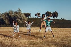 Sesión de fotos niños en Madrid