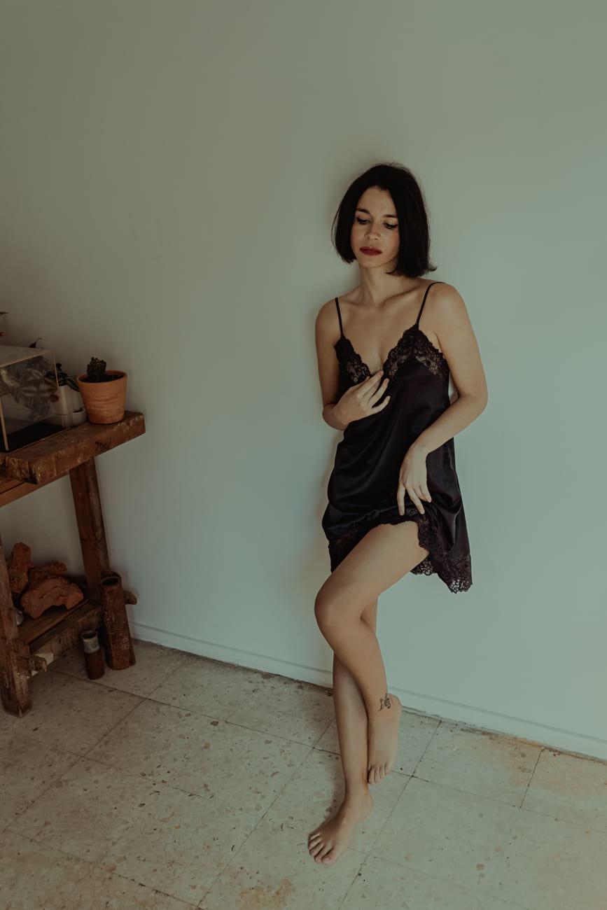 Book retrato mujer en Madrid