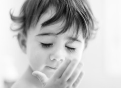 Fotografía infantil - retrato Madrid