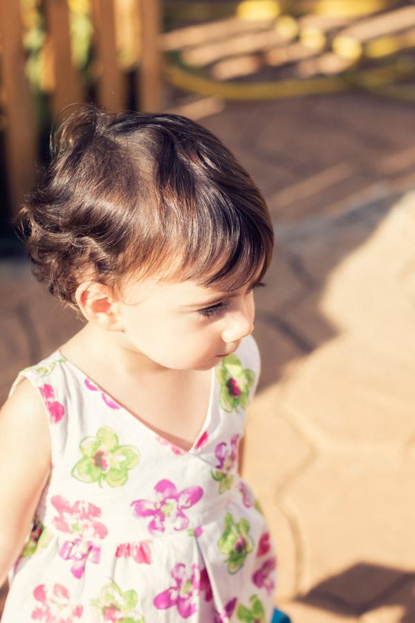 Fotografía infantil Madrid - verano