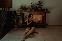 Book artístico actriz en Madrid