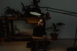Sesión de retrato artístico en Madrid