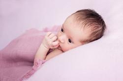 Fotografía recién nacido en Madrid