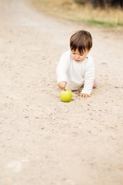 Fotografía infantil - bebé Madrid