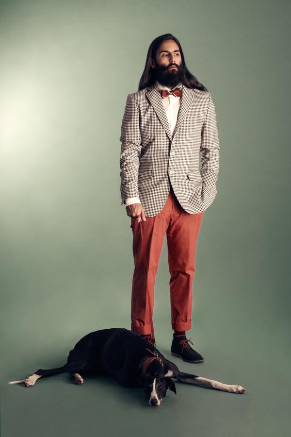 Fotografía moda - British Hipster