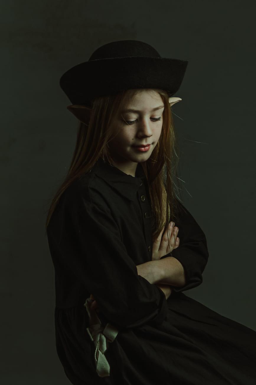Sesión fotos artísticas para niños en Madrid