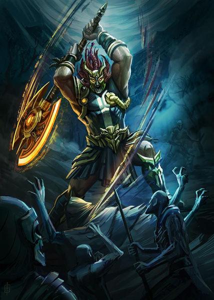 KARNAGE - Krysis Warlord