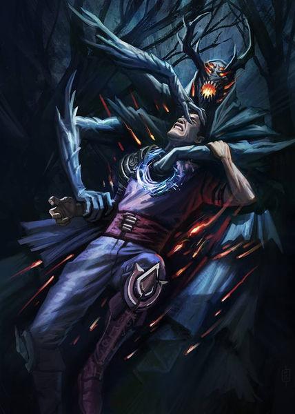 DEFIOLOUS - Dyathus Warlord