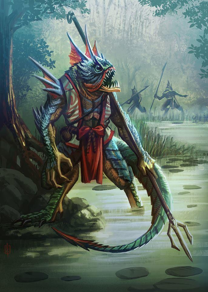 BLARB - Vasai Warlord