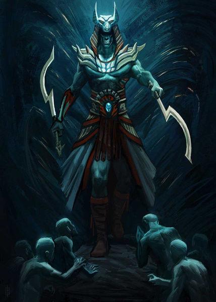 SHAHKAHEH - Dyathus Warlord