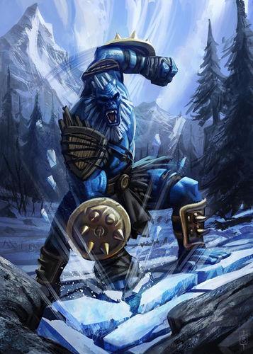 CHILLGORE - Omni'i Warlord