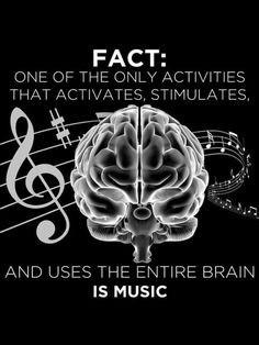 Children & The Power of Music