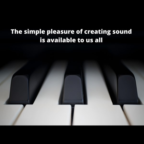 Eduplay Childcare Westgate - Creating Sound Quote