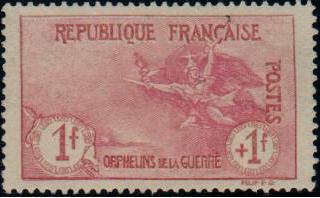 FRANCE - Scott # B9 - MLH