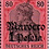 Thumbnail: GERMANY (Offices in Morocco) - Scott # 28 - MNH