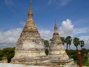 Spiritual Journey to Untouched Place: Myanmar (Yangon and Bagan).