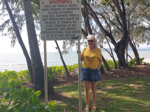 Trip to Cairns, North Queensland, September/October, 2020
