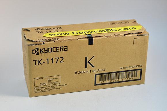 Kyocera TK-1172 New Black Toner Cartridge