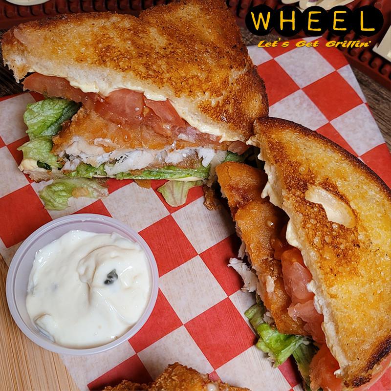 WHEEL Fish-N-Chips