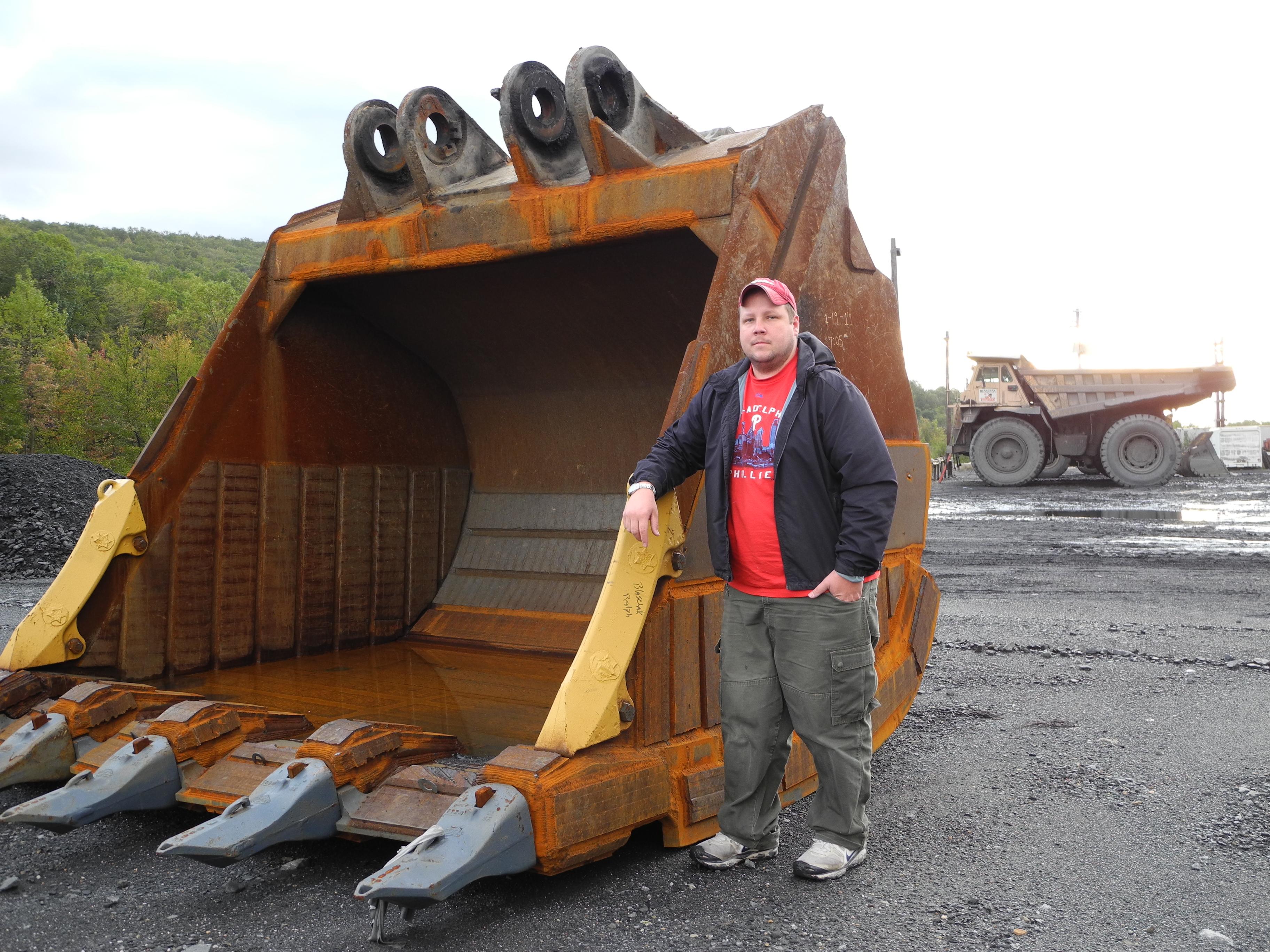 Coal adventures.