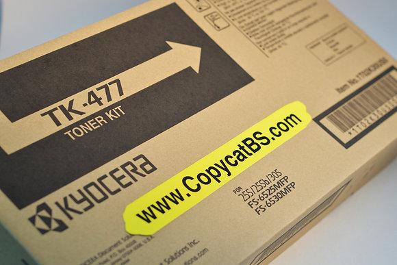 Kyocera Mita TK-477 New Generic Brand Black Toner Cartridge