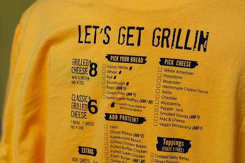 WHEEL Menu  T-shirt