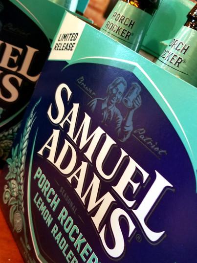 Sam Adams Porch Rocker is still available at WHEEL in Tamaqua, Pa!