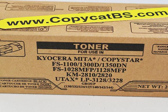 Kyocera Mita TK-132 New Generic Brand Black Toner Cartridge