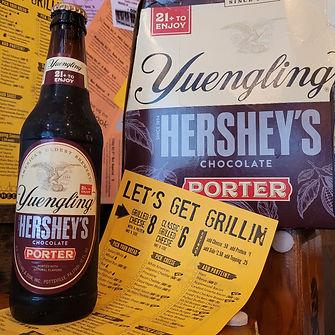 Yuengling Hershey Chocolate  Porter