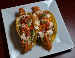 Crimson Fish Tacos