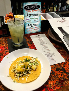 Taco-Rita Tuesdays